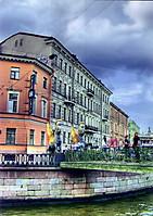 В объективе – Санкт-Петербург